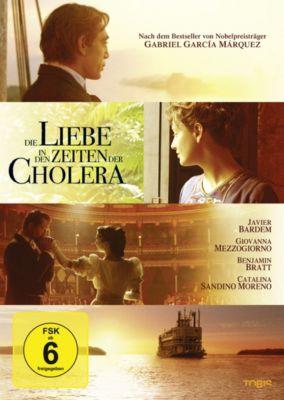 Die Liebe in den Zeiten der Cholera, Gabriel Garcia Marquez