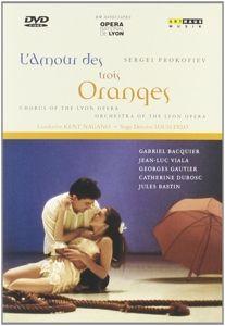Die Liebe Zu Den Drei Orangen, Nagano, Bacquier, Viala