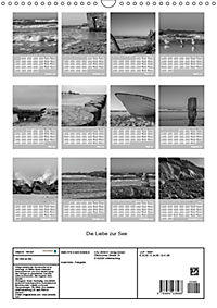 Die Liebe zur See (Wandkalender 2019 DIN A3 hoch) - Produktdetailbild 13