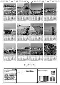 Die Liebe zur See (Wandkalender 2019 DIN A4 hoch) - Produktdetailbild 13