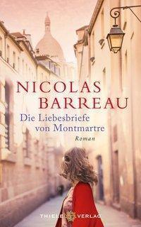 Die Liebesbriefe von Montmartre, Nicolas Barreau
