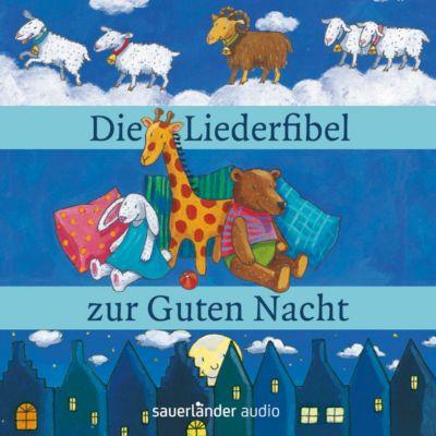 Die Liederfibel Zur Guten Nacht, CD, Diverse Interpreten