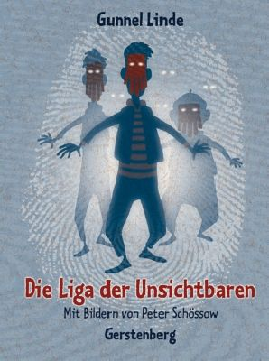 Die Liga der Unsichtbaren, Gunnel Linde