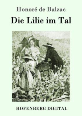 Die Lilie im Tal, Honoré de Balzac