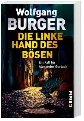 Die linke Hand des Bösen, Wolfgang Burger