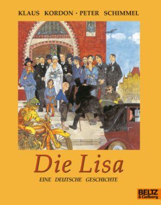 Die Lisa, Klaus Kordon, Peter Schimmel