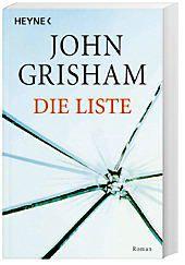 Die Liste, John Grisham