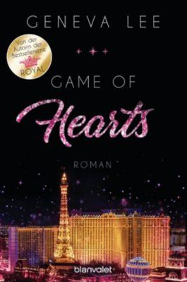 Die Love-Vegas-Saga: Game of Hearts, Geneva Lee