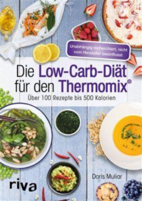 Die Low-Carb-Diät für den Thermomix®, Doris Muliar