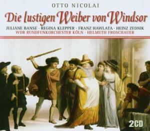 Die lustigen Weiber von Windsor, Froschauer, Rowdr