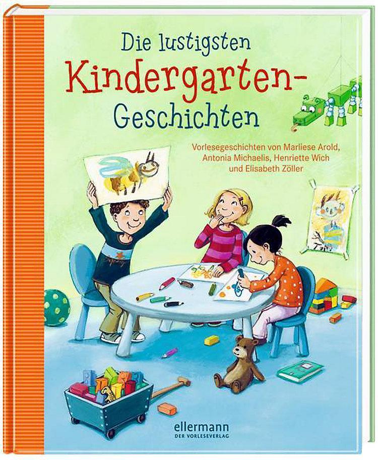 Die lustigsten Kindergarten-Geschichten Buch