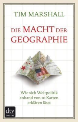 Die Macht der Geographie, Tim Marshall
