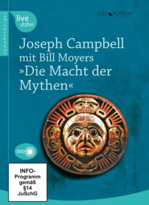 Die Macht der Mythen, 2 DVDs, Joseph Campbell, Bill Moyers