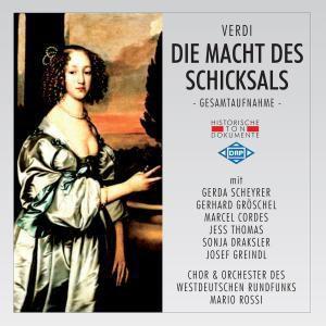 Die Macht Des Schicksals (La Forze Del Destino), Chor & Orch.D.Westdt.Rundfunks Köln