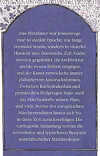 Die Märchen des Mittelalters - Produktdetailbild 1