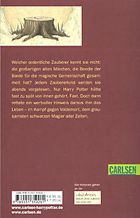 Die Märchen von Beedle dem Barden - Produktdetailbild 2