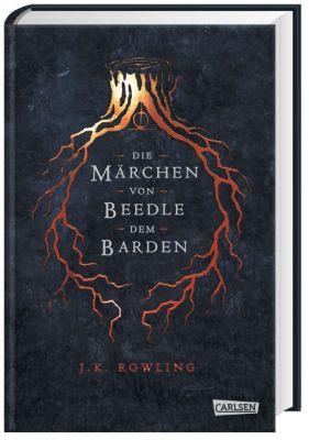 Die Märchen von Beedle dem Barden, Joanne K. Rowling, J.K. Rowling