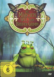 Die Märchenwelt der Brüder Grimm, DVD, Die Märchenwelt Der Brüder Grimm