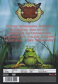 Die Märchenwelt der Brüder Grimm, DVD - Produktdetailbild 1