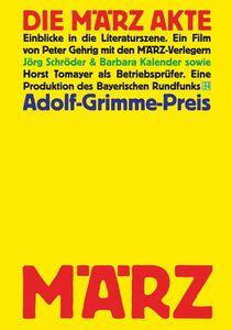 Die März Akte, Peter Gehrig
