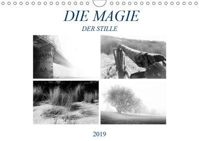 Die Magie der Stille (Wandkalender 2019 DIN A4 quer), Dirk Meutzner