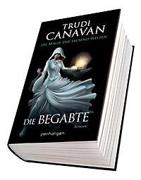 Die Magie der tausend Welten Trilogie Band 1: Die Begabte - Produktdetailbild 1
