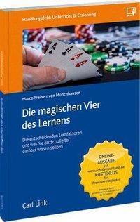 Die magischen Vier des Lernens - Marco von Münchhausen  