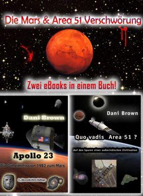 Die Mars & Area 51 Verschwörung, Dani Brown