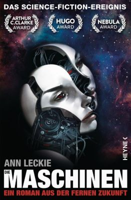 Die Maschinen - Ann Leckie |