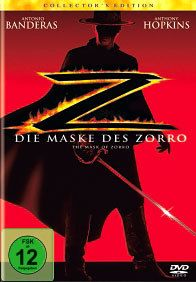 Die Maske des Zorro, Johnston McCulley, Ted Elliott, Terry Rossio, Randall Jahnson, John Eskow