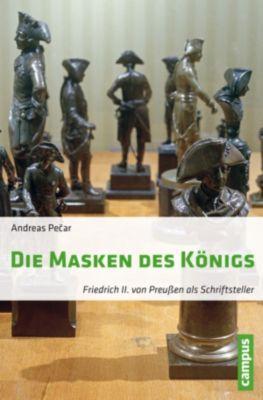 Die Masken des Königs, Andreas Pecar