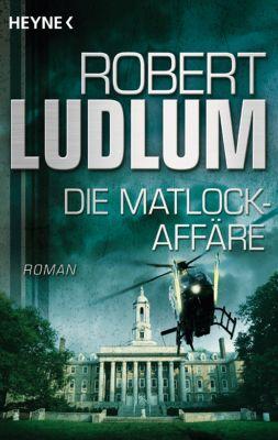 Die Matlock-Affäre, Robert Ludlum