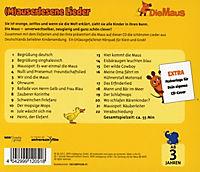 Die Maus - (M)auserlesene Lieder, 1 Audio-CD - Produktdetailbild 1