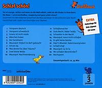 Die Maus - Schlaf schön!, 1 Audio-CD - Produktdetailbild 1