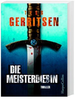 Die Meisterdiebin - Tess Gerritsen pdf epub