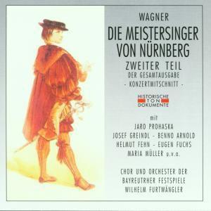 Die Meistersinger Von Nürnberg, Chor D.Bayr.Festspiele & Obf