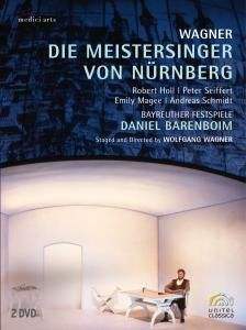 Die Meistersinger Von Nürnberg, Barenboim, Bayreuth Festival