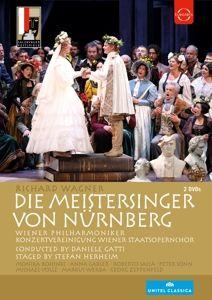 Die Meistersinger Von Nürnberg, Gatti, Volle, Saccà, Wpo
