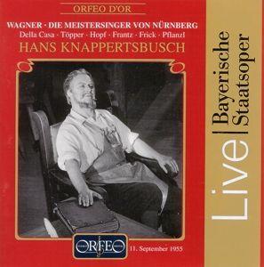Die Meistersinger Von Nürnberg, Frantz, Casa, Knappertsbusch, Bsom