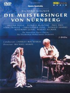 Die Meistersinger Von Nürnberg, Mackerras, Mcintyre, Pringle