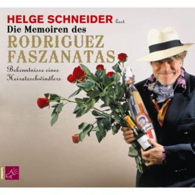 Die Memoiren des Rodriguez Faszanatas, Helge Schneider