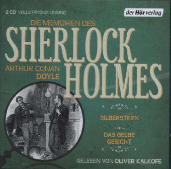 Die Memoiren des Sherlock Holmes, 2 Audio-CDs, Arthur Conan Doyle