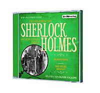 Die Memoiren des Sherlock Holmes, 2 Audio-CDs - Produktdetailbild 1
