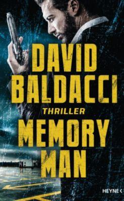 Die Memory-Man-Serie: Memory Man, David Baldacci