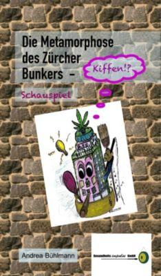 Die Metamorphose des Zürcher Bunkers - Kiffen!?, Andrea Bühlmann