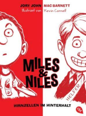 Die Miles & Niles-Reihe: Miles & Niles - Hirnzellen im Hinterhalt, Jory John, Mac Barnett