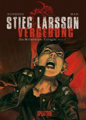 Die Millennium-Trilogie (Comic) - Vergebung, Stieg Larsson, Sylvain Runberg, José Homs