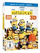 Die Minions - 3D Version