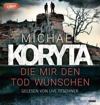 Die mir den Tod wünschen, 2 MP3-CDs, Michael Koryta
