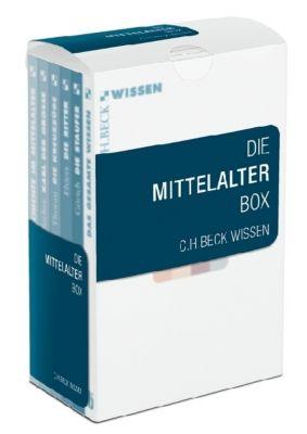 Die Mittelalter Box, 6 Bde., Frank Rexroth, Matthias Becher, Peter Thorau, Joachim Ehlers, Knut Görich